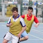 Scoala altfel - campionat de fotbal la Liceul Sportiv Bacau (1)