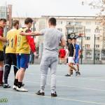 Scoala altfel - campionat de fotbal la Liceul Sportiv Bacau (4)