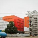 Spitalul Municipal Bacau - aprilie 2012