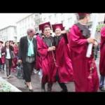 Marşul absolvenţilor de la Saligny