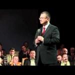 Mihai Răzvan Ungureanu a lansat candidaţii PDL, la Teatrul de Vară
