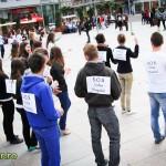 flashmob bacau valea plopului cje bacau saptamana nationala a voluntariatului (5)