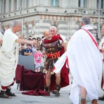 romani si daci in bacau gruppo storico romano (3)