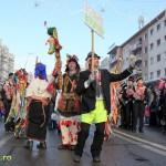 Alaiul datinilor si obiceiurilor de iarna Bacau 2012-2