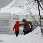 iarna in bacau ianuarie 2013-2