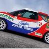 citroen 2013 bacau rally team