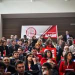 Congresul TSD 2013 Bacau Claudiu Ilisanu vicepresedinte (6)