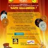 Happy petrecere Halloween pentru copiii cu autism și sindrom down