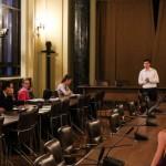 eveniment informare dezbateri pentru studenti facultatea de drept bucuresti 2013 (1)