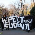 protest universitatea bucuresti 2013 vlad nistor-1