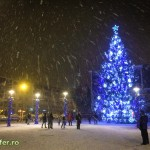zapada iarna bacau 2014-2