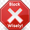 block wisely