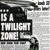 weekly world news tabloid avion disparut