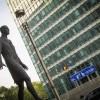 comisia europeana bruxelles statuie
