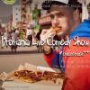 bromania live comedy show bacau