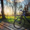 5 bacau sunset bike