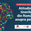 generatia mileniului studiu tineri politica romania fundatia stanga democratica
