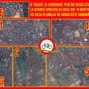 harta proiecte piste biciclete bacau martie 2019